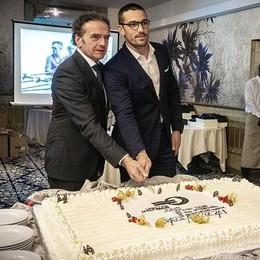 Gli Oscar del canottaggio Donegana dirigente dell'anno