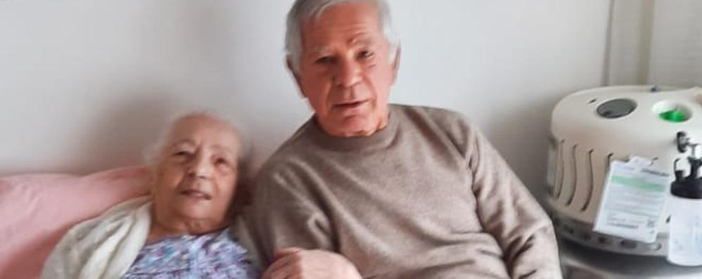 «Niente ospedale, mamma resta con me»  E lei riesce a guarire dal Covid a 93 anni