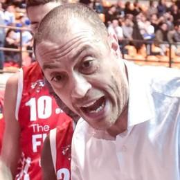 Via Esposito, a Brescia  è  Buscaglia il nuovo coach