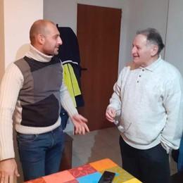 I Guidetti, una storia tutta azzurra «Papà, e Rossi? Bello come un gol»