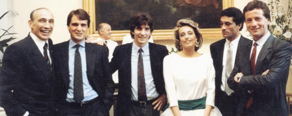 D'Angelo: «Io, tra Rossi e Bearzot Dal Mundial alla sorpresa di nozze»