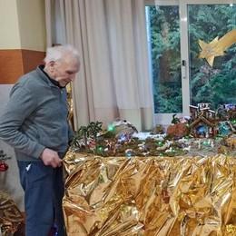 Anziani isolati nelle case di riposo  I laboratori di Olgiate sulla Rai
