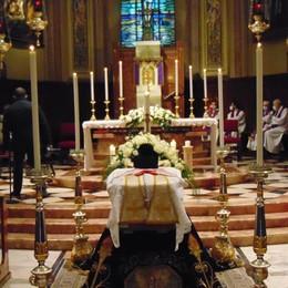Carimate, anche l'arcivescovo  ricorda don Egidio Broggini