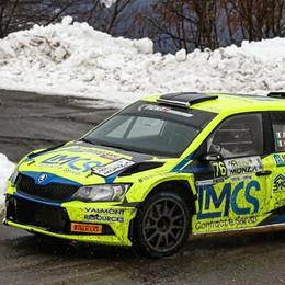 Il Rally Mondiale di Monza Spataro sull'ideale podio tricolore