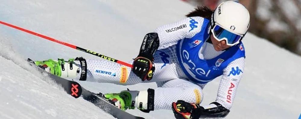 Bertani (Ski racing camp Lenno) alla dodicesima presenza in Coppa