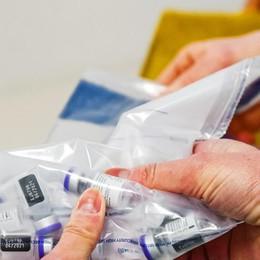 Como: oltre mille vaccinati  «Case di riposo pronte a partire»