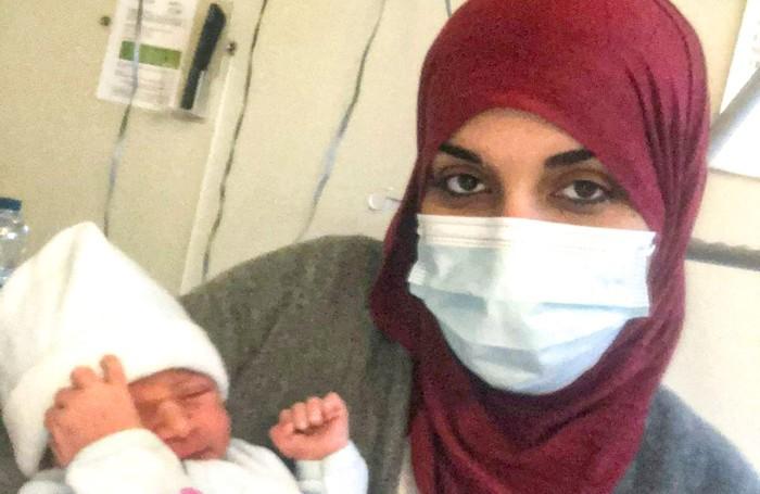 Mostafa, ultimo nato dell'anno all'ospedale Sant'Anna
