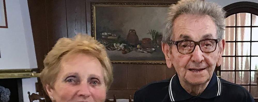 Lambrugo, coniugi vinti dal Covid  Erano sposati da 59 anni