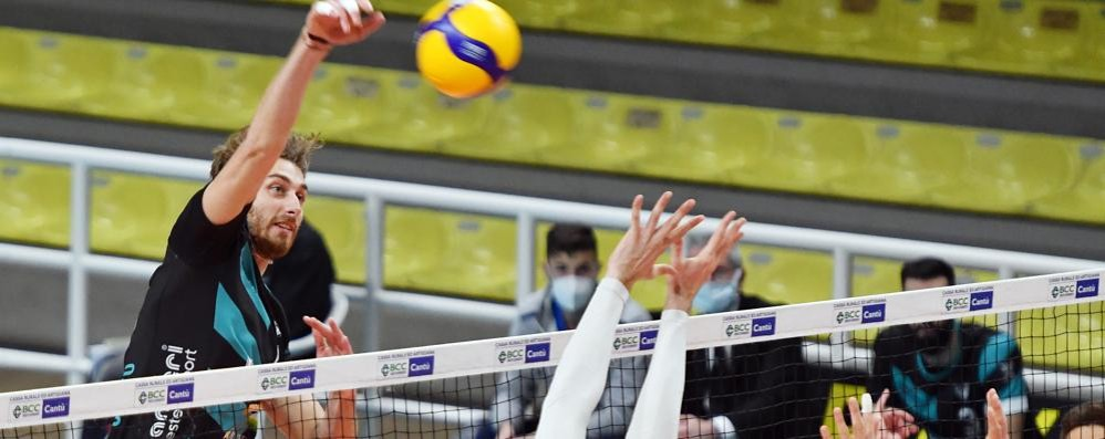 Libertas, un quasi miracolo Tie-break fatale con Cuneo