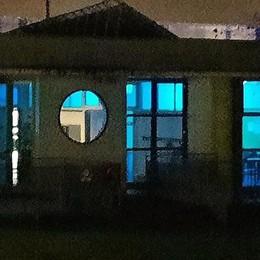 Luci ultraviolette nelle scuole di Albese  «Stiamo sanificando tutte le aule»