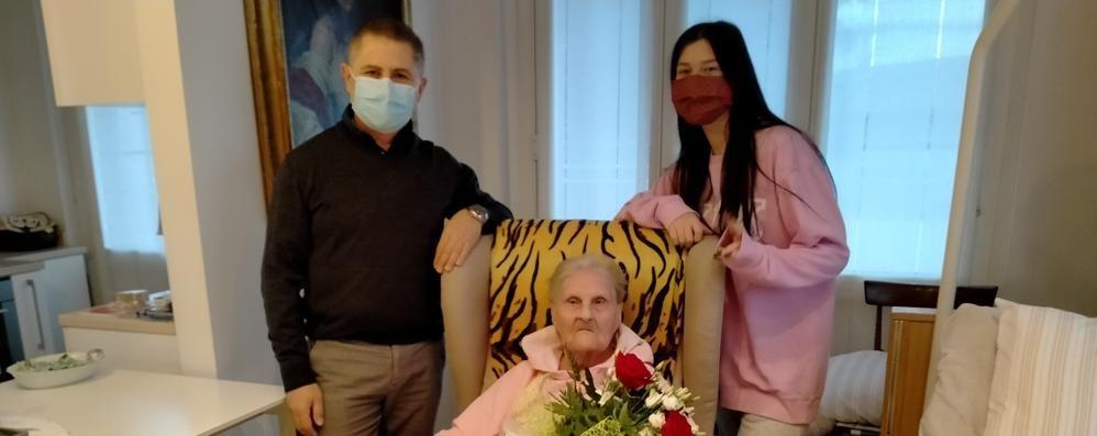 Mariano, nonna Erminia  sconfigge il Covid a 92 anni