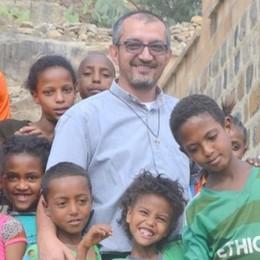 Notizie dai missionari in Etiopia  «Don Ermanno è vivo e al sicuro»