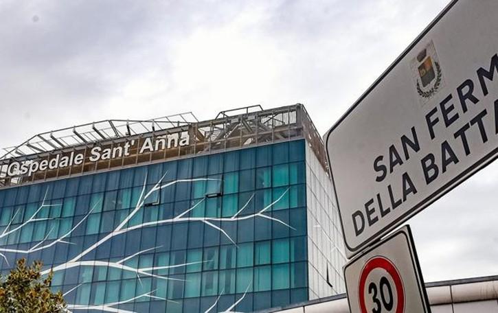 Parcheggi Ospedale  Meno 340mila euro