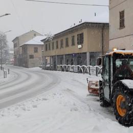 Poco traffico, Benedetta aperta  Camion bloccati a Lomazzo