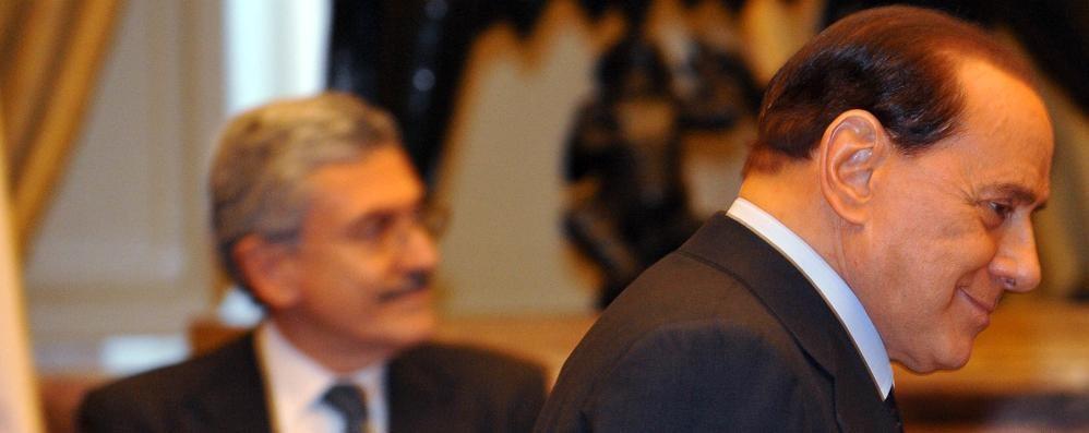 Vado al Massimo  E vado al Silvio