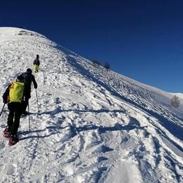 Valle Intelvi, boom di presenze  «Protagonista grazie alla neve»