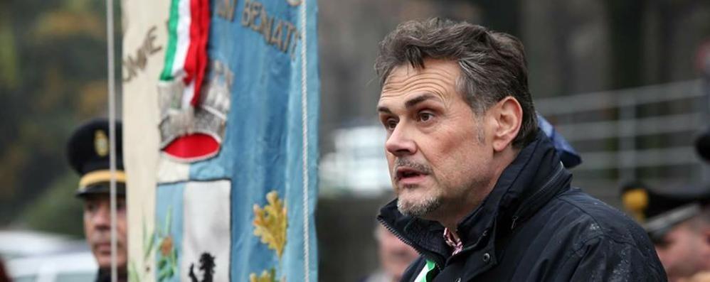 Bulgheroni: «Lascio Casnate  Non ci sarò alle elezioni»