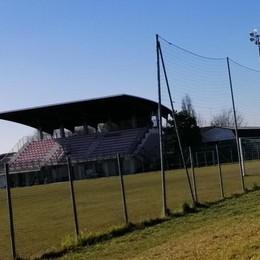 Campo da calcio senza caldaia  Il Cabiate sempre in trasferta