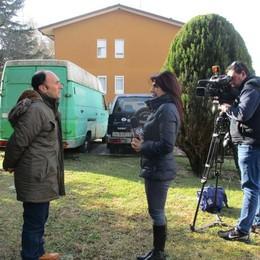 Con le telecamere per cercare Mario  Scomparso da 12 giorni, il caso in tivù
