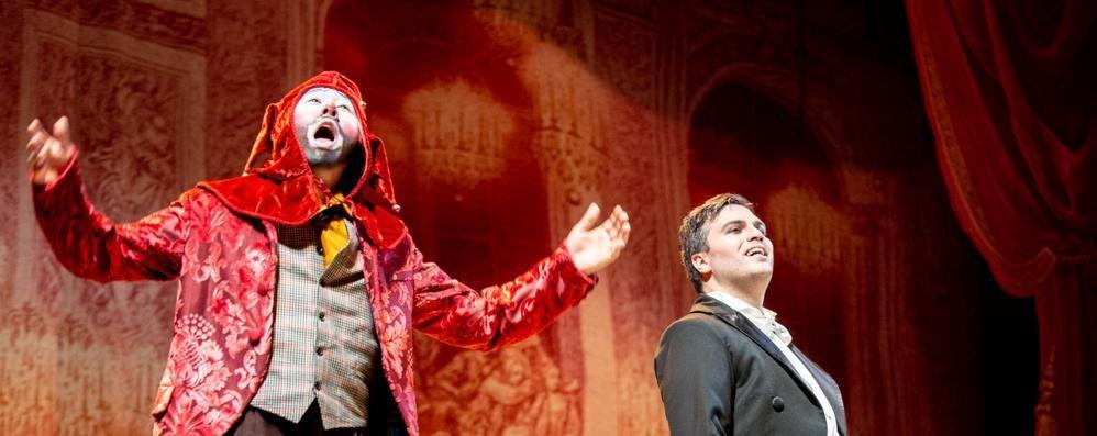 """Dopo le scuole, tutto il pubblico:  """"Rigoletto"""" è un invito al teatro"""