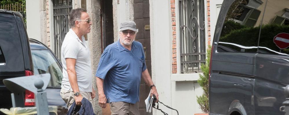 Avvocato di Como accusa De Niro  «Ha copiato la mia sceneggiatura»
