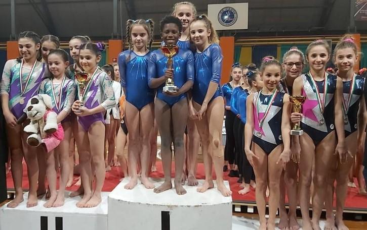 Festa ad Alzate: oro Ginnica 96 E podio per Comense e Fino