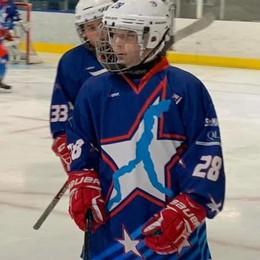 Baby hockey in Canada  Anche i bambini promuovono il Lago