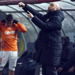 Banchini: «Inutile fare drammi Il momento del Como resta ok»