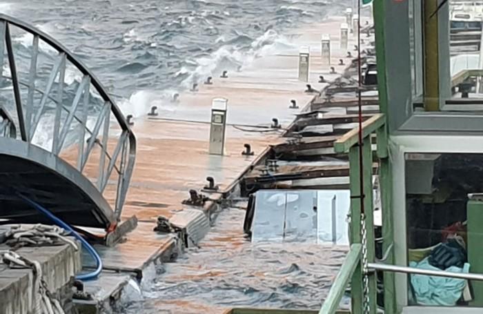 Problemi a Porto Marina