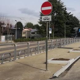 Via Santa Caterina più sicura  «Cantiere finito il 20 febbraio»