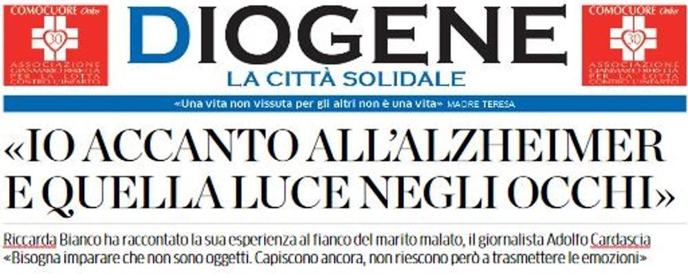"""Martedì doppio regalo  Con La Provincia """"Diogene  e """"Piccoli calciatori"""""""