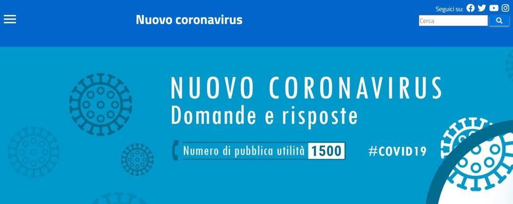 Sintomi, contagi e cura  Coronavirus: domande e risposte