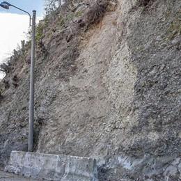 «Via Per San Fermo, partono i lavori» Obiettivo: riaprire la strada entro Pasqua