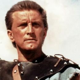 """Kirk Douglas addio  """"Spartacus"""" anche nella vita"""