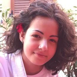 Maslianico, addio Sofia   «Guerriera sorridente»