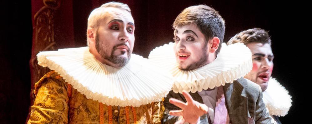 """""""Rigoletto"""" nel luogo magico:  il teatro svelato ai ragazzi"""