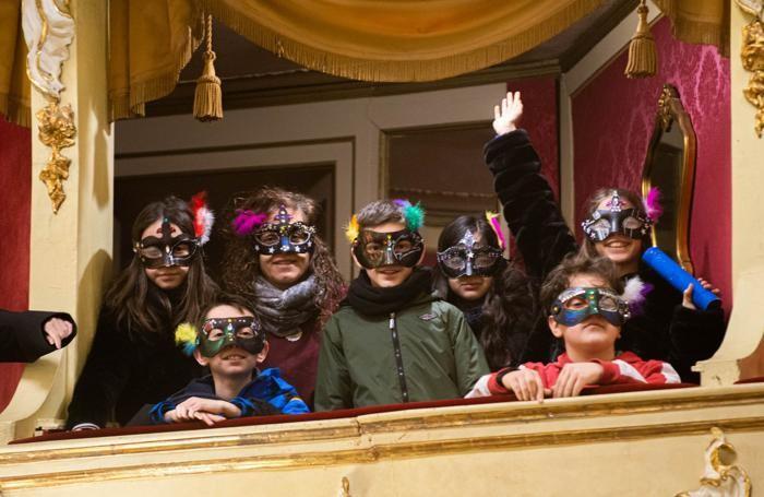 Opera Domani presenta il Rigoletto per le scuole,