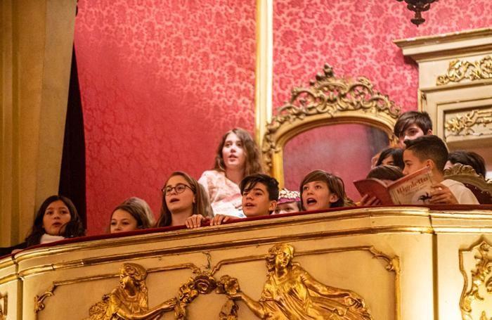 Opera Domani presenta il Rigoletto per le scuole