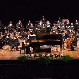 Cantù, speranza a coda:  quella del pianoforte