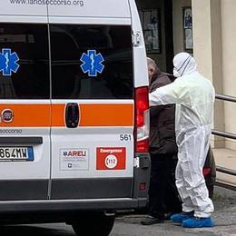 Coronavirus, la vittima numero 23  è un pensionato di 64 anni di Dongo