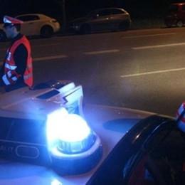 Olgiate, intercettano auto sospetta  Arrestato con un chilo di cocaina