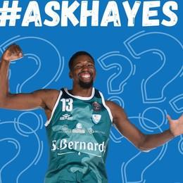 Hayes: «Adoro la carbonara   Non esiste un piatto migliore»