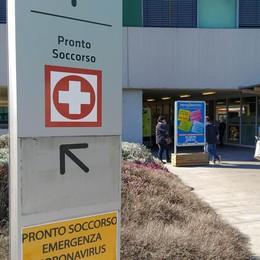 Coronavirus: basta Sant'Anna  «I codici bianchi vanno a Cantù»