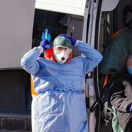 Coronavirus, la solidarietà  Seimila mascherine  in dono all'ospedale Valduce