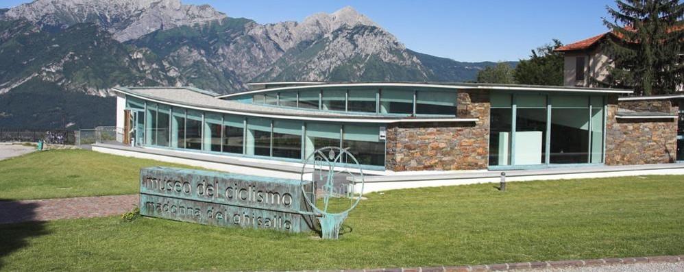 Il Museo del Ghisallo  aperto virtualmente