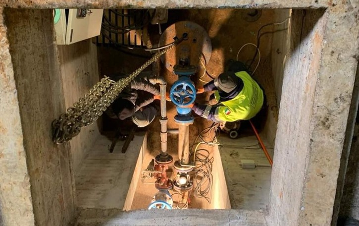 Blevio, 24 ore senz'acqua  Guasto riparato nella notte