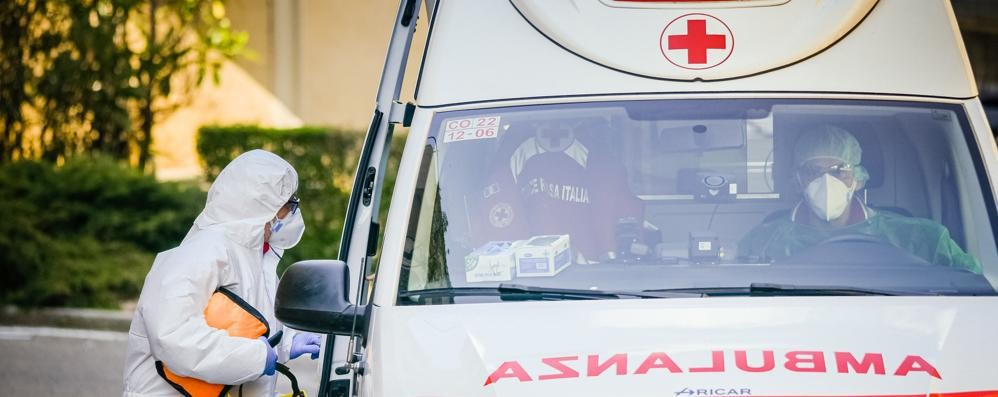 Dal Lago a Cantù, ancora vittime  Coronavirus, 14 morti e 70 positivi in più