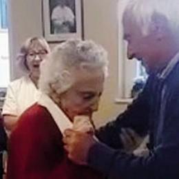 Lipomo, addio nonna ballerina  È morta all'età di 106 anni