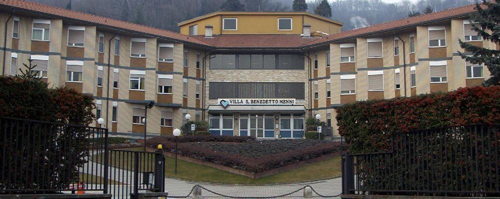 Coronavirus, la rsa Villa San Benedetto  «45 ospiti positivi, nessun dipendente»