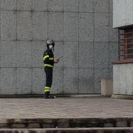 Fuga di gas al Palazzo di giustizia  L'impianto messo in sicurezza